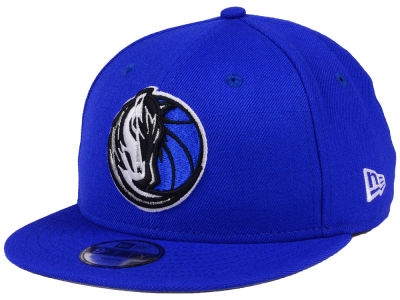 Dallas Mavericks New Era NBA Youth Basic Link 9FIFTY Snapback Cap