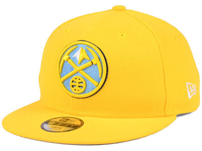 Denver Nuggets New Era NBA Youth Basic Link 9FIFTY Snapback Cap
