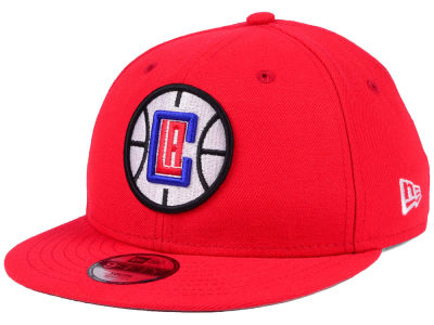Los Angeles Clippers New Era NBA Youth Basic Link 9FIFTY Snapback Cap