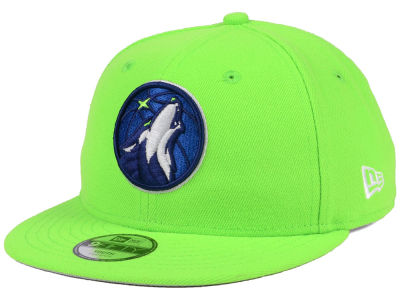 Minnesota Timberwolves New Era NBA Youth Basic Link 9FIFTY Snapback Cap