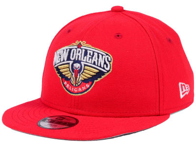 New Orleans Pelicans New Era NBA Youth Basic Link 9FIFTY Snapback Cap