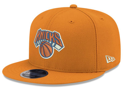 New York Knicks New Era NBA Youth Basic Link 9FIFTY Snapback Cap