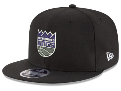 Sacramento Kings New Era NBA Youth Basic Link 9FIFTY Snapback Cap