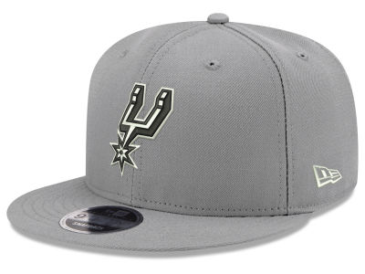 San Antonio Spurs New Era NBA Youth Basic Link 9FIFTY Snapback Cap