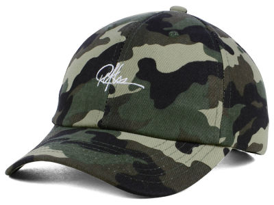 Young And Reckless Signature Camo Cap