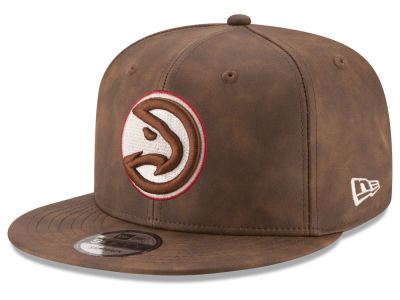 Atlanta Hawks New Era NBA Butter So Soft 9FIFTY Snapback Cap
