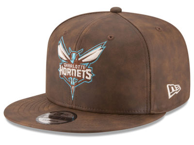 Charlotte Hornets New Era NBA Butter So Soft 9FIFTY Snapback Cap