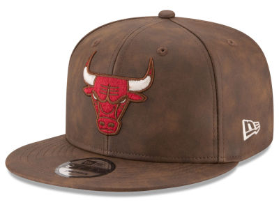 Chicago Bulls New Era NBA Butter So Soft 9FIFTY Snapback Cap