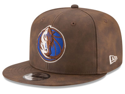Dallas Mavericks New Era NBA Butter So Soft 9FIFTY Snapback Cap