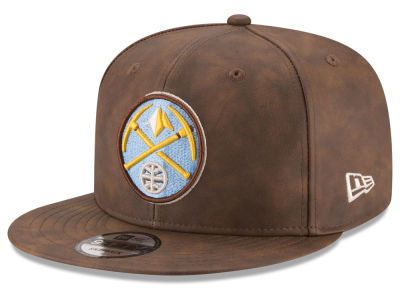 Denver Nuggets New Era NBA Butter So Soft 9FIFTY Snapback Cap