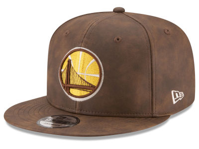 Golden State Warriors New Era NBA Butter So Soft 9FIFTY Snapback Cap