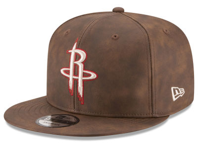 Houston Rockets New Era NBA Butter So Soft 9FIFTY Snapback Cap