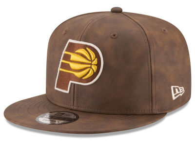 Indiana Pacers New Era NBA Butter So Soft 9FIFTY Snapback Cap