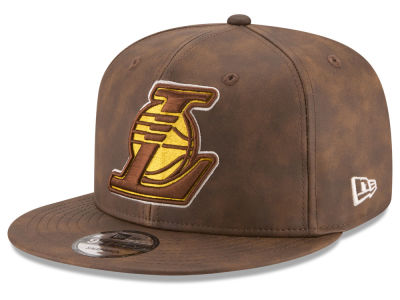 Los Angeles Lakers New Era NBA Butter So Soft 9FIFTY Snapback Cap