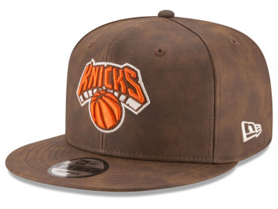 New York Knicks New Era NBA Butter So Soft 9FIFTY Snapback Cap