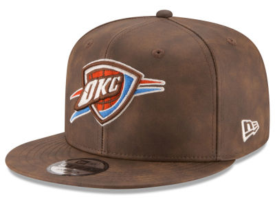 Oklahoma City Thunder New Era NBA Butter So Soft 9FIFTY Snapback Cap