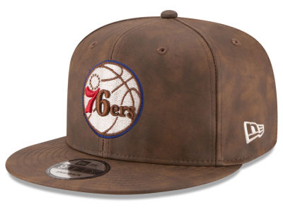 Philadelphia 76ers New Era NBA Butter So Soft 9FIFTY Snapback Cap