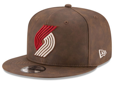 Portland Trail Blazers New Era NBA Butter So Soft 9FIFTY Snapback Cap