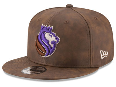 Sacramento Kings New Era NBA Butter So Soft 9FIFTY Snapback Cap