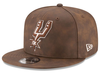 San Antonio Spurs New Era NBA Butter So Soft 9FIFTY Snapback Cap