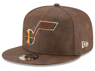 Utah Jazz New Era NBA Butter So Soft 9FIFTY Snapback Cap