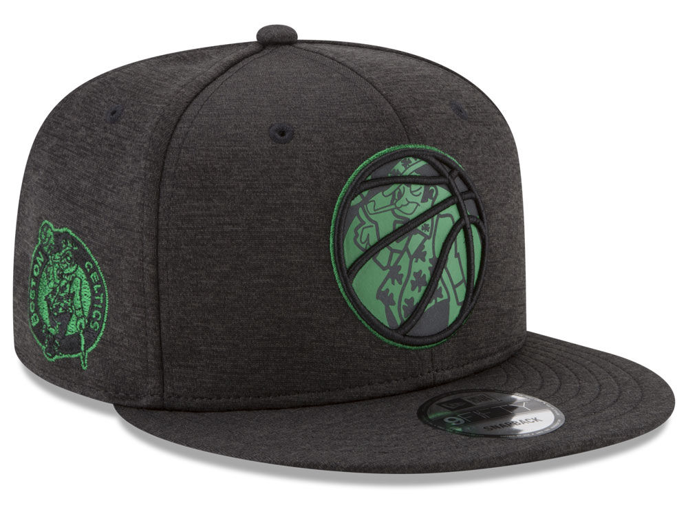 Boston Celtics New Era NBA Ball of Reflective 9FIFTY Snapback Cap ... e4b9ec11831