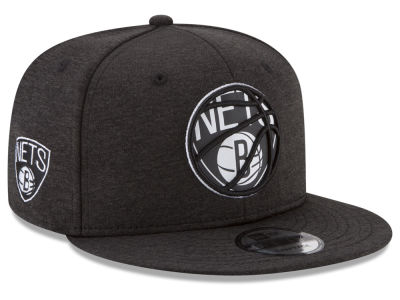 Brooklyn Nets New Era NBA Ball of Reflective 9FIFTY Snapback Cap