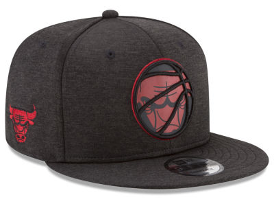 Chicago Bulls New Era NBA Ball of Reflective 9FIFTY Snapback Cap