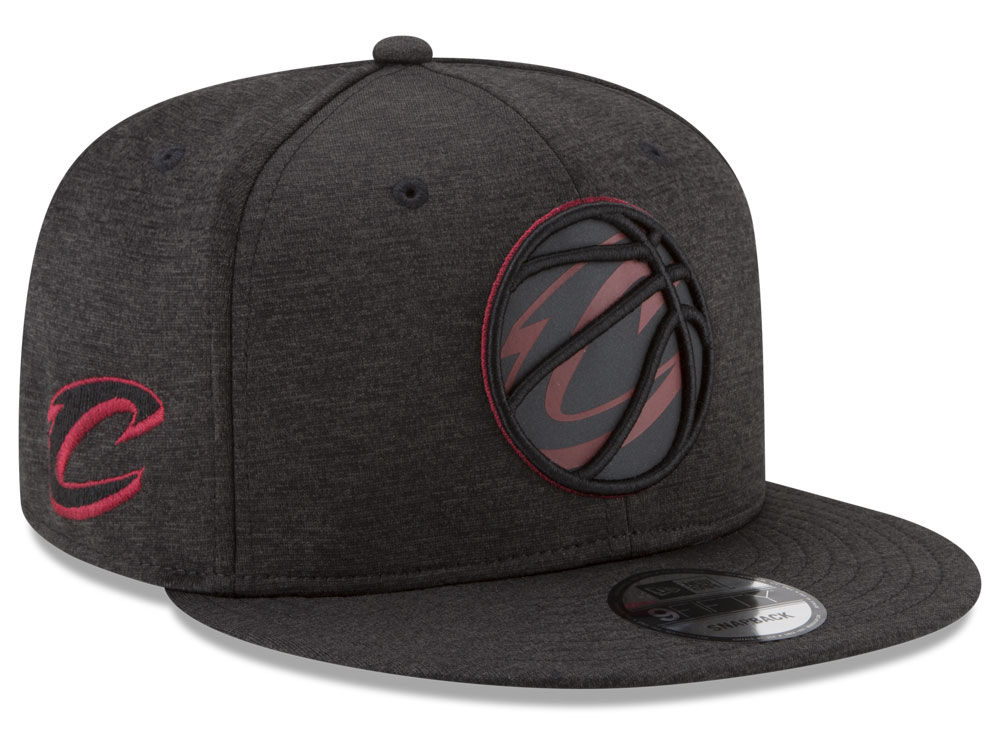 1cf0adcab38 Cleveland Cavaliers New Era NBA Ball of Reflective 9FIFTY Snapback Cap
