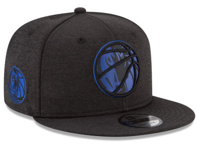Dallas Mavericks New Era NBA Ball of Reflective 9FIFTY Snapback Cap