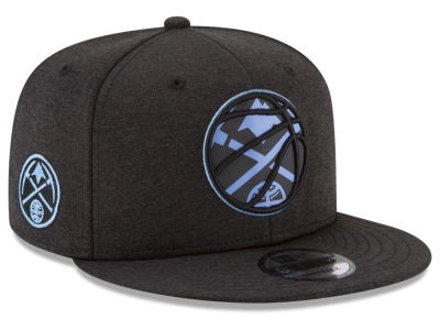 Denver Nuggets New Era NBA Ball of Reflective 9FIFTY Snapback Cap
