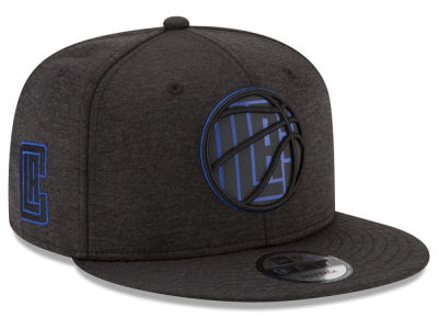 Los Angeles Clippers New Era NBA Ball of Reflective 9FIFTY Snapback Cap