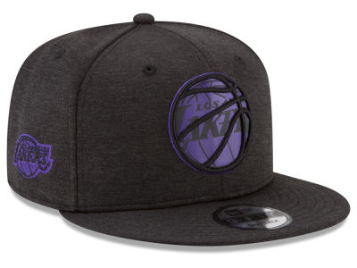 Los Angeles Lakers New Era NBA Ball of Reflective 9FIFTY Snapback Cap