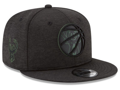 Milwaukee Bucks New Era NBA Ball of Reflective 9FIFTY Snapback Cap