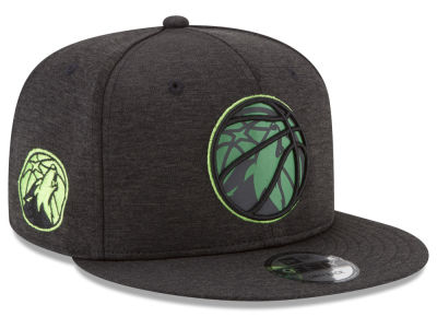 Minnesota Timberwolves New Era NBA Ball of Reflective 9FIFTY Snapback Cap
