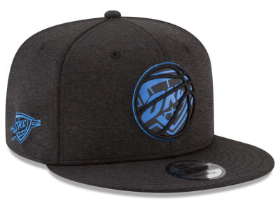 Oklahoma City Thunder New Era NBA Ball of Reflective 9FIFTY Snapback Cap