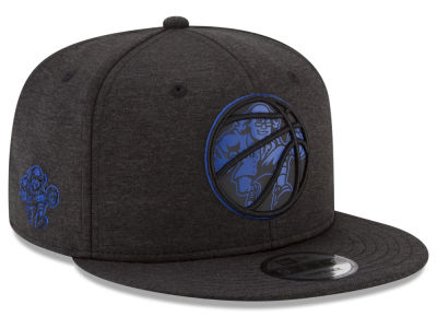 Philadelphia 76ers New Era NBA Ball of Reflective 9FIFTY Snapback Cap