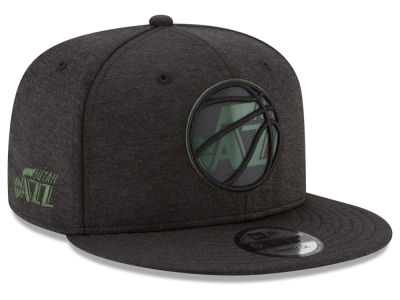 Utah Jazz New Era NBA Ball of Reflective 9FIFTY Snapback Cap