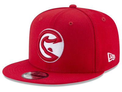Atlanta Hawks New Era NBA Flip It 9FIFTY Snapback Cap