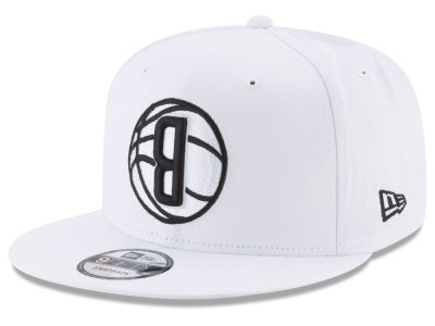 Brooklyn Nets New Era NBA Flip It 9FIFTY Snapback Cap