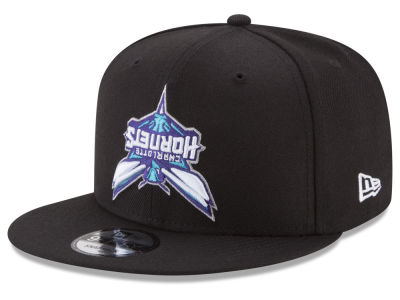 Charlotte Hornets New Era NBA Flip It 9FIFTY Snapback Cap