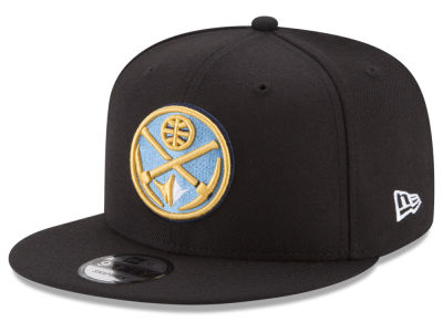Denver Nuggets New Era NBA Flip It 9FIFTY Snapback Cap