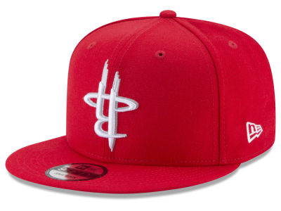 Houston Rockets New Era NBA Flip It 9FIFTY Snapback Cap