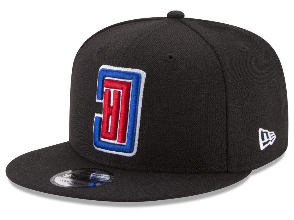 buy popular 9f5d8 67f84 Los Angeles Clippers New Era NBA Flip It 9FIFTY Snapback Cap   lids.com