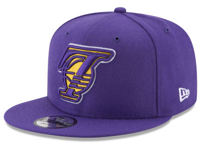 Los Angeles Lakers New Era NBA Flip It 9FIFTY Snapback Cap