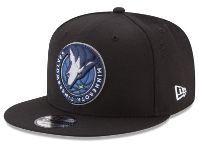 Minnesota Timberwolves New Era NBA Flip It 9FIFTY Snapback Cap