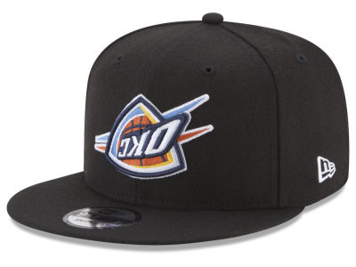 Oklahoma City Thunder New Era NBA Flip It 9FIFTY Snapback Cap
