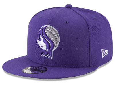 Sacramento Kings New Era NBA Flip It 9FIFTY Snapback Cap