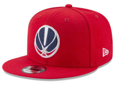 Washington Wizards New Era NBA Flip It 9FIFTY Snapback Cap