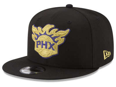 Phoenix Suns New Era NBA Gold on Team 9FIFTY Snapback Cap